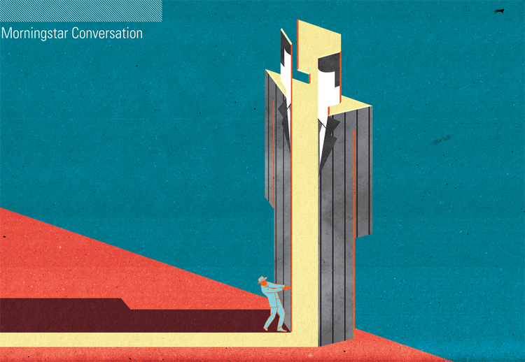 Project: How the Landscape for Advisors Is Changing. Client: Morningstar Advisor, 2012