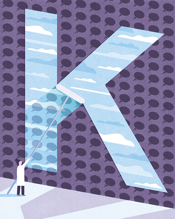 Project:  K for OCD – The pros and cons of ketamine.  Client:  Stanford Medicine, 2017