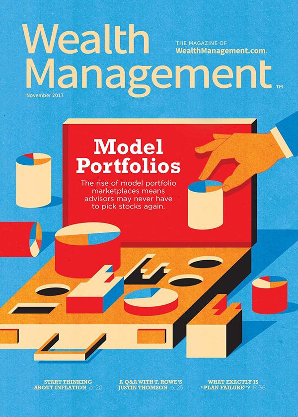 Project:    Model Portfolios    Client:    Wealth Management, 2017