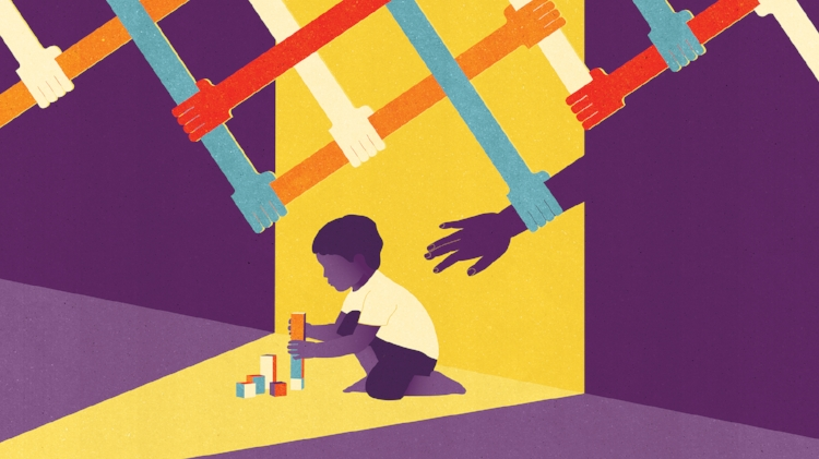 Project:    Community Preventing Child Abuse,    Client:    Robert Wood Johnson Foundation, 2018