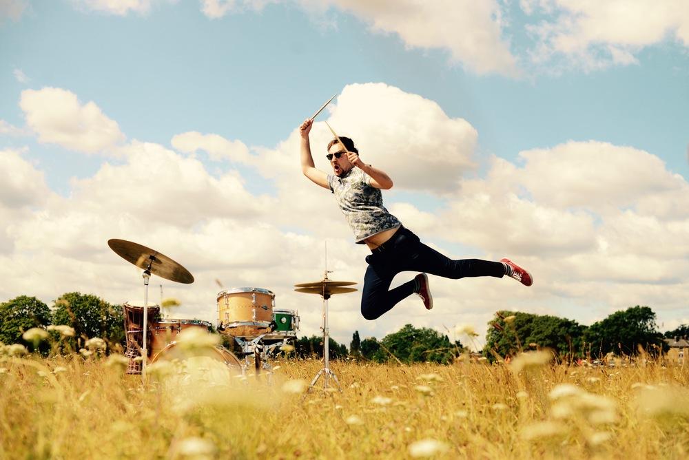 Promo shot for   Composer, bandleader and award winning musician C  orrie Dick http://www.corriedick.com/