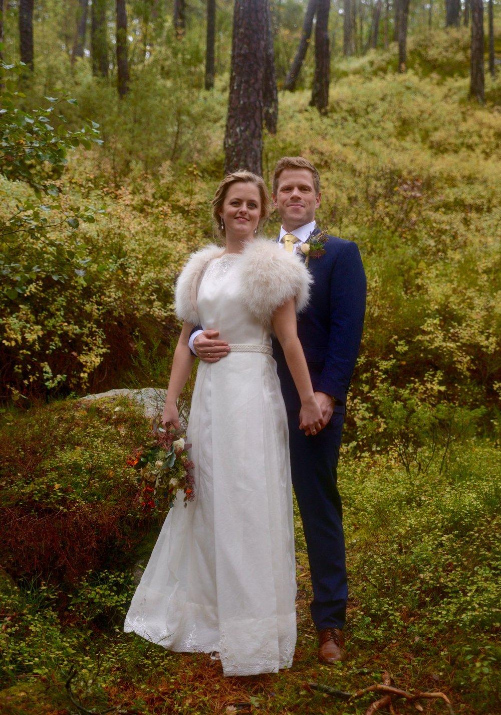 Wedding for Marie & Tor Ivar
