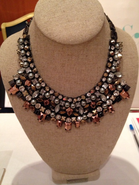 Kahlo Bib Necklace £195