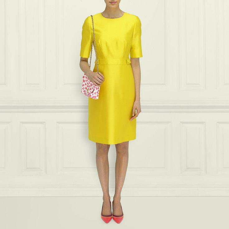 Bally dress, £275, L.K.Bennett