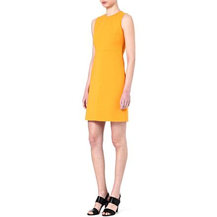 Victoria Beckham A-line shift dress, £540, Selfridges