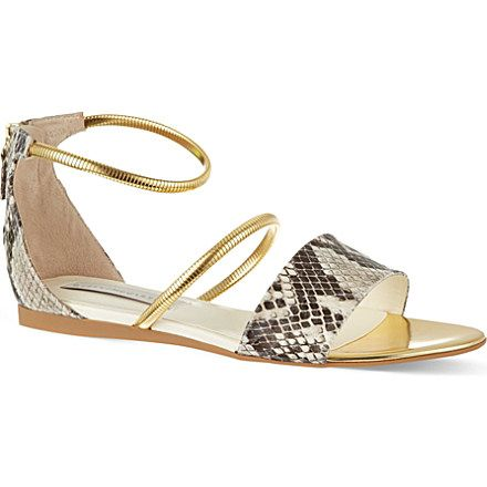 Stella Mccartney Magwitch flat sandals, £300, Selfridges