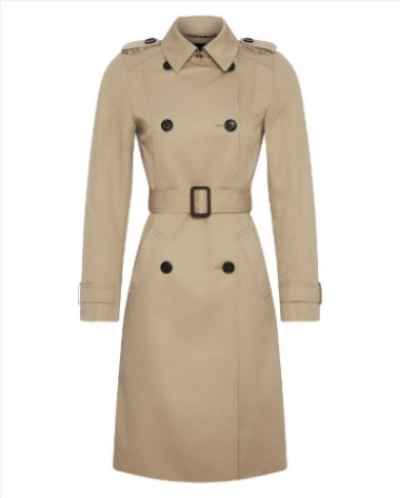 Jaeger - Cotton Classic Trench Coat £299 also in Navy.