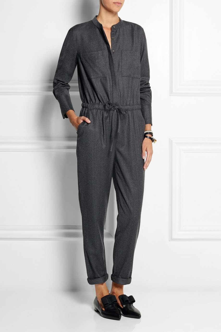 J Crew - Wool Jumpsuit £300