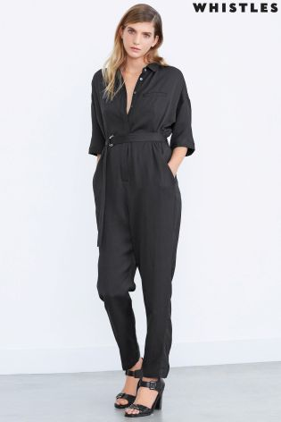 Whistles - Shirt Jumpsuit £230