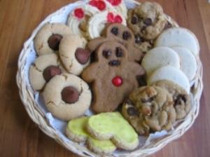 Mmmm, cookies! Me want cookies!