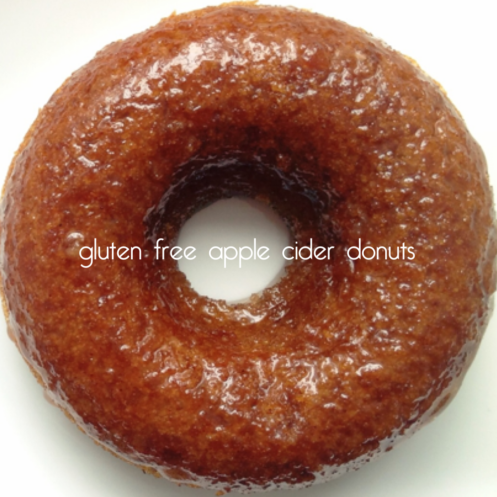 Apple Cider Donuts — BG BAKES