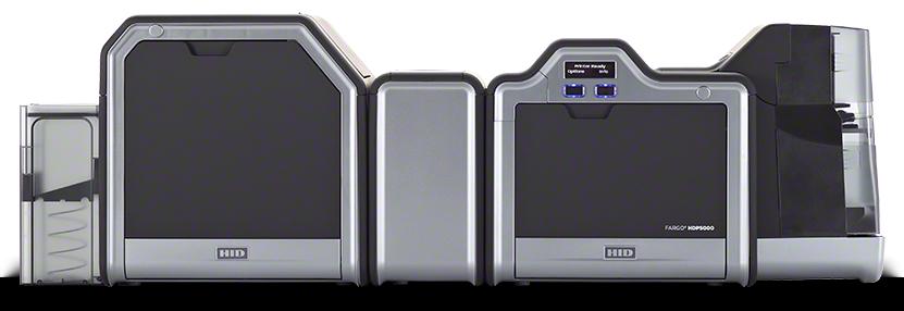 HDP5000 com Dupla Face e Laminação