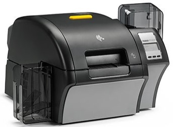 Tecnologia de previsão de cores   A tecnologia de previsão das cores da Zebra garante uma impressão com qualidade fotográfica. Baseado no sistema patenteado de processamento de algorítmos para a imagem.  A impressão é constantemente monitorizada e a configuração da impressora é instantâneamente adaptada de forma a garantir a qualidade e fiabilidade de impressão – cartão após cartão.