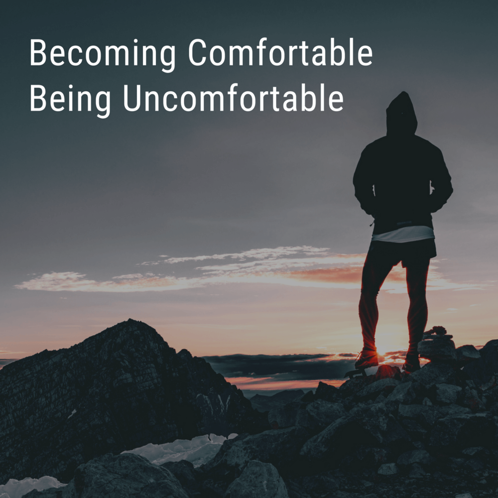 Kate Ziegler Speaking Topic: Becoming Comfortable Being Uncomfortable