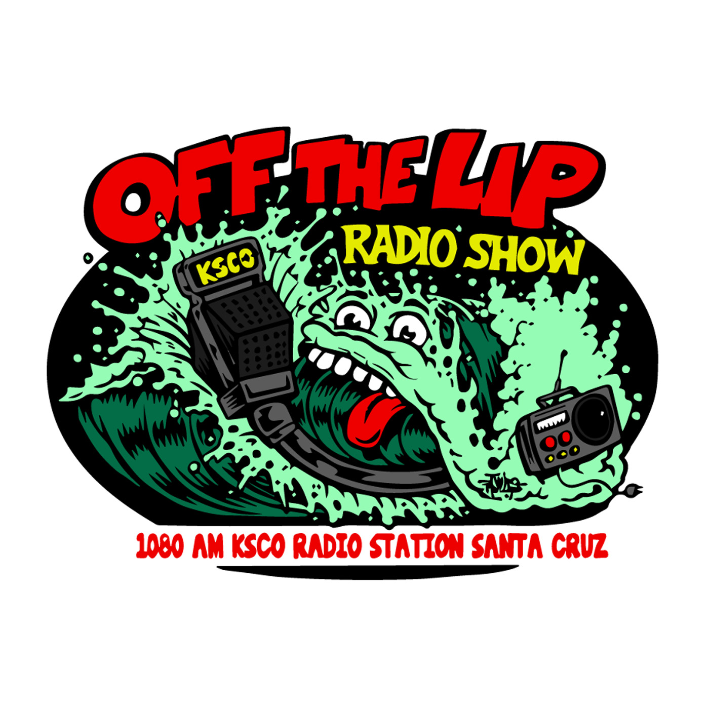 Podcasts - OFF THE LIP RADIO SHOW