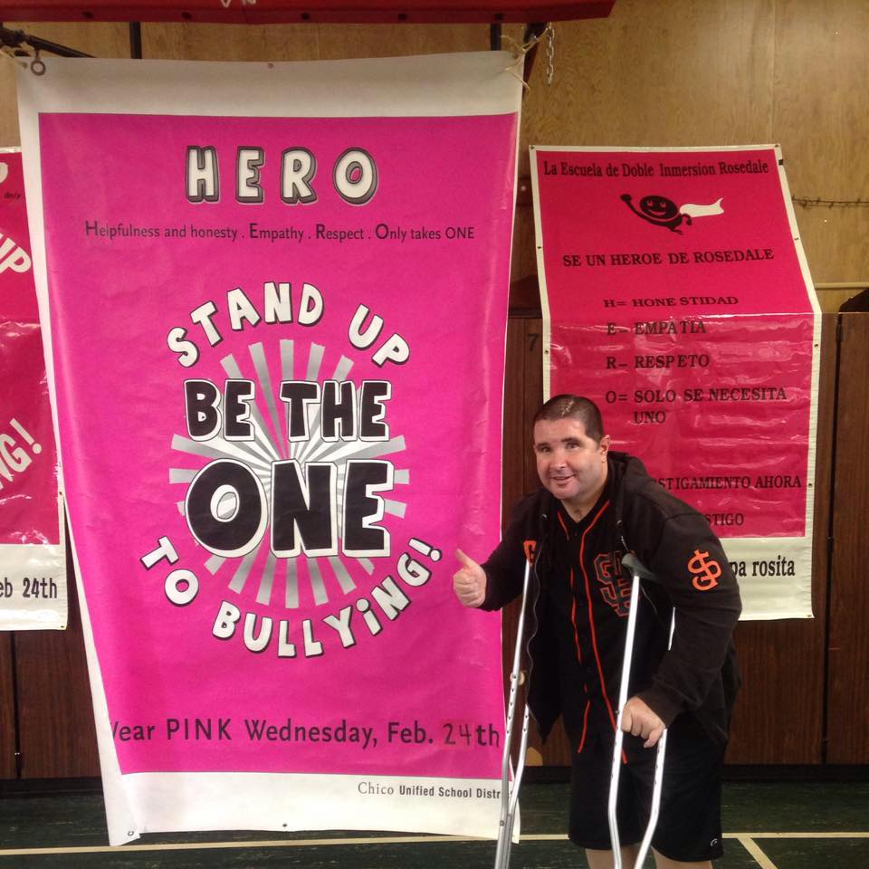 Bryan Stow returns to the Off the Lip Radio Show to talk about the work of his foundation, and to share with us the reaction of the kids at the schools he is speaking at about bullying.
