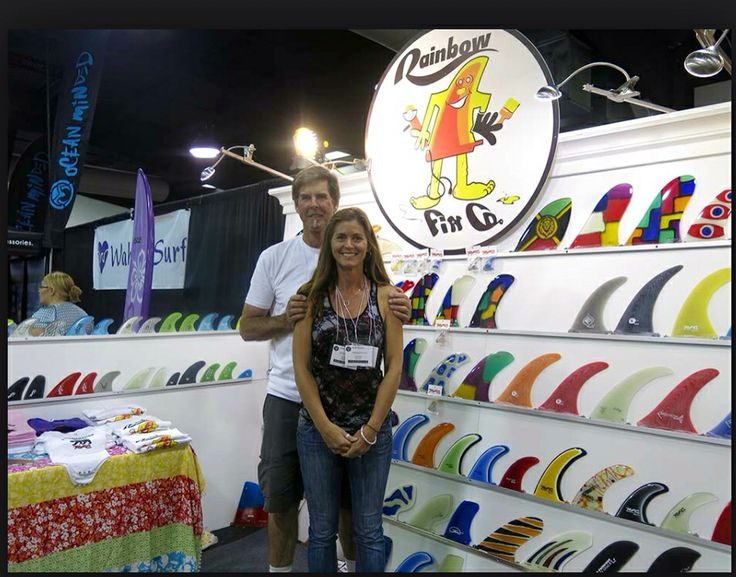 Glen DeWitt and Sarah Broome will be in studio to talk about 50 years of Rainbow Fins