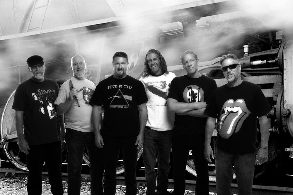 Rock and Roll as defined by Santa Cruz rock band Locomotive Breath