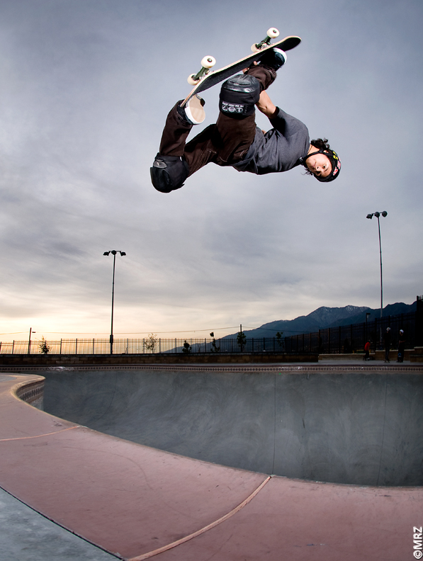 Fontana North Skatepark