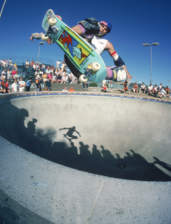 Neil Blender - Del Mar Skate Ranch