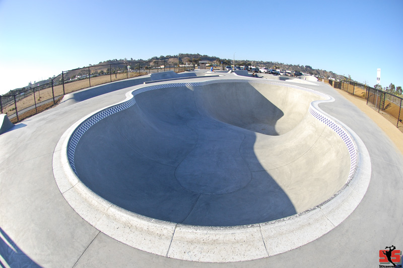 Alex Road Skatepark Oceanside