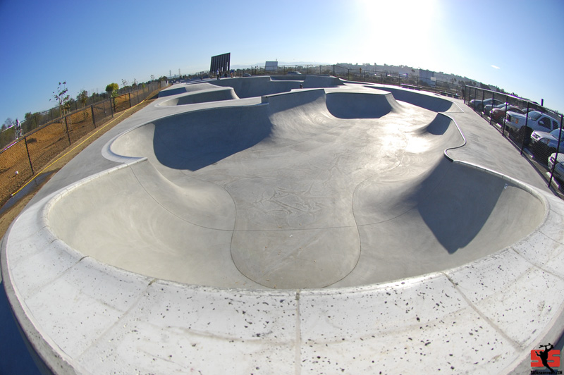SD - Alex Road Skatepark Oceanside