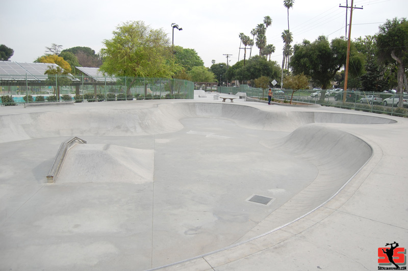 IE - Riverside Hunt Skatepark