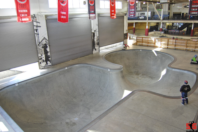 OC - Vans Skatepark Of Orange