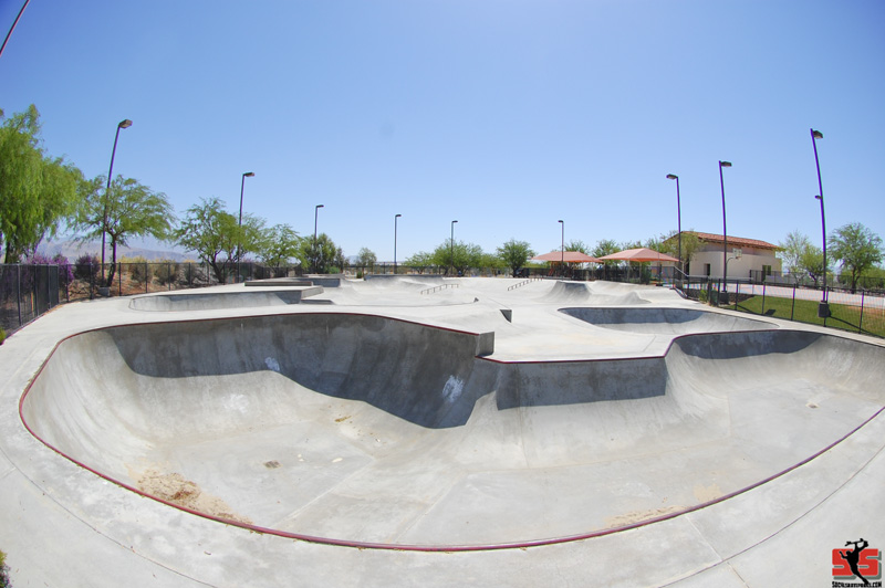 SD - Borrego Springs Skatepark