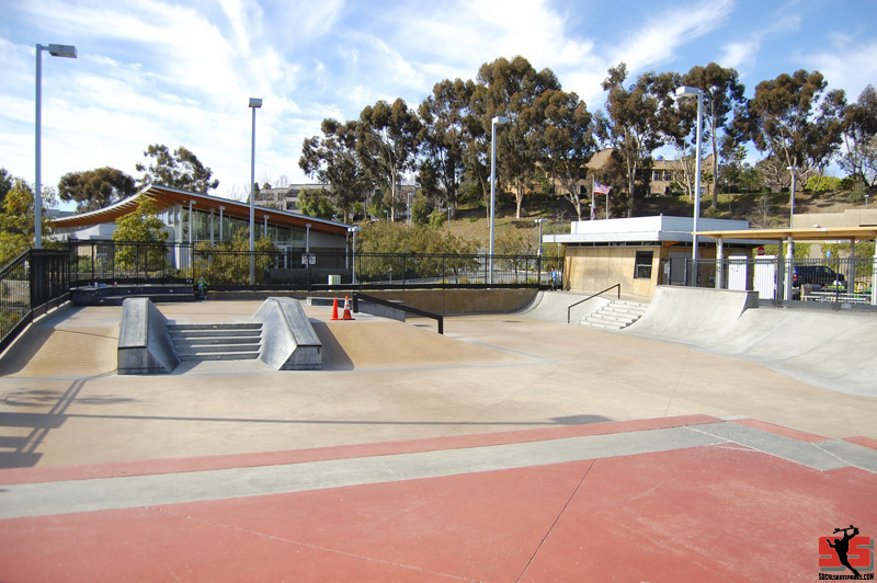 SD - Carmel Valley Skatepark