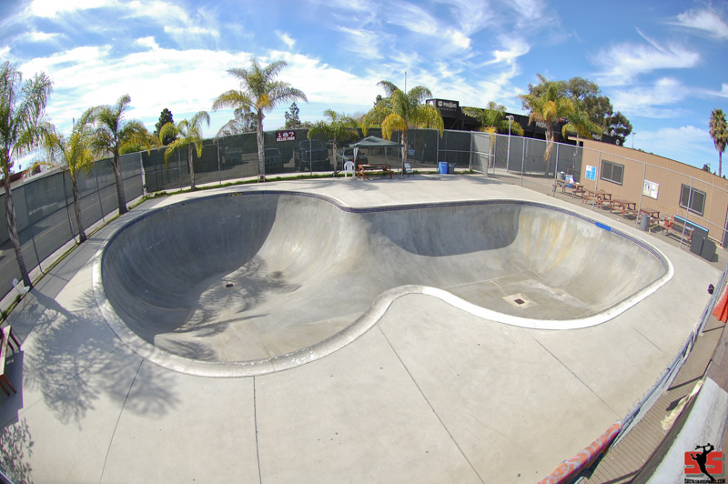 SD - Mission Vallley YMCA Krause Family Skatepark