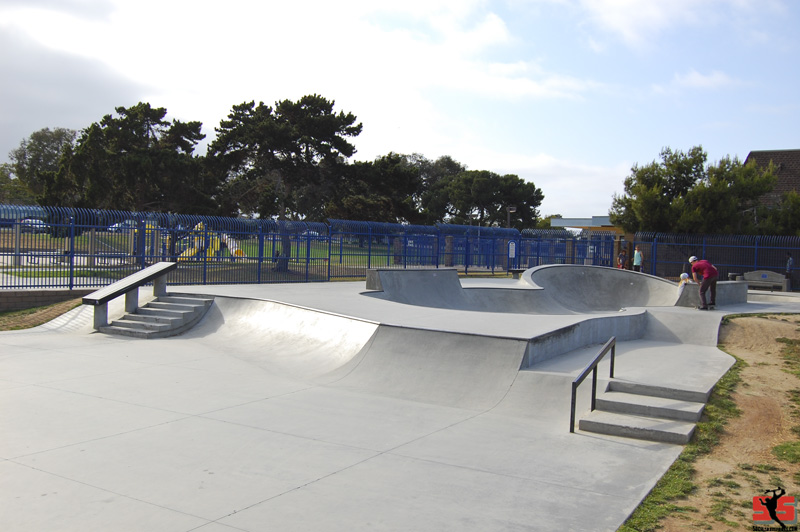 SD - Imperial Beach Skatepark