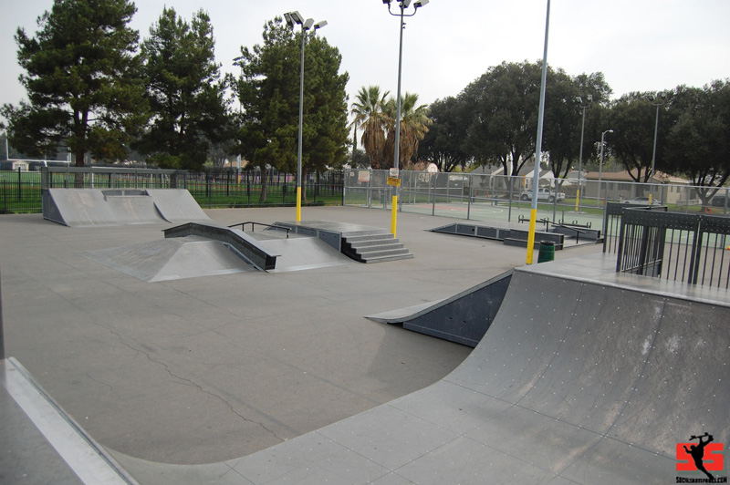 IE - Bobby Bonds Skatepark