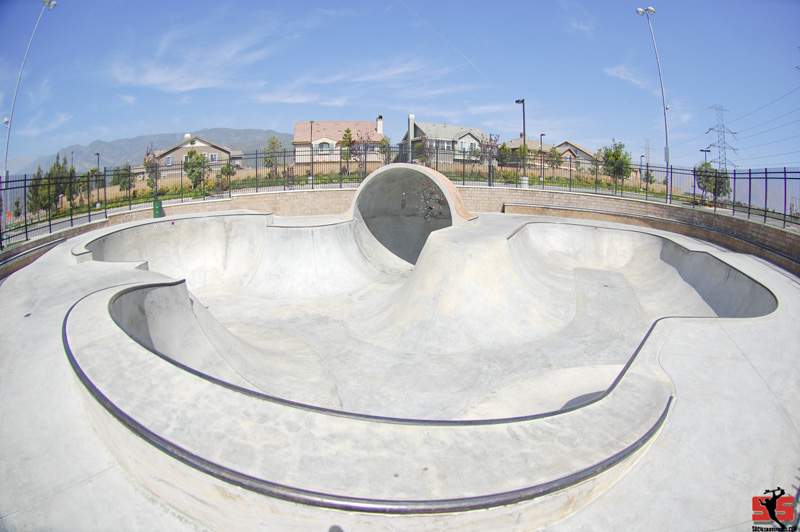 IE - Fontana North Skatepark