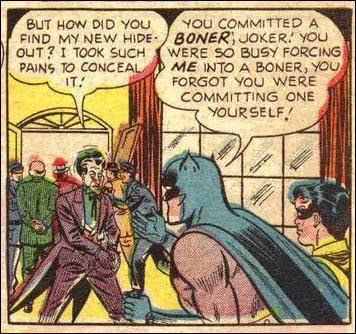 holy euphemism batman