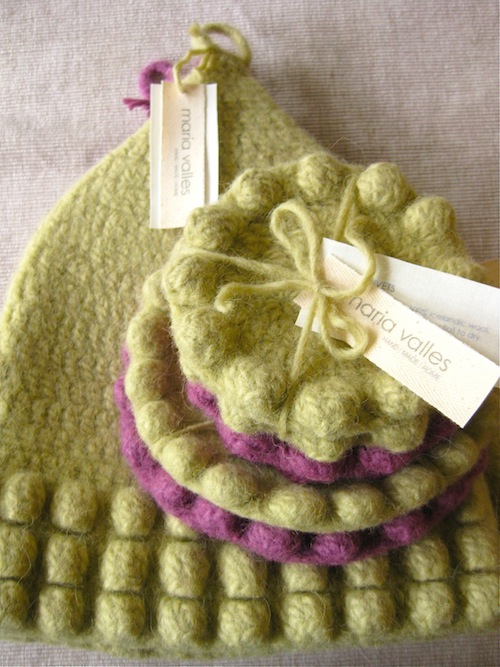 cosies and trivets