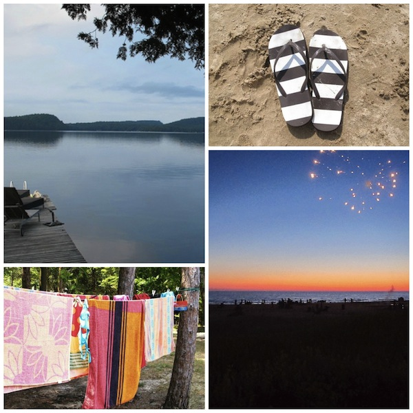 scenes from my summer