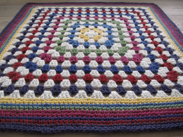 granny blanket by mariavalles