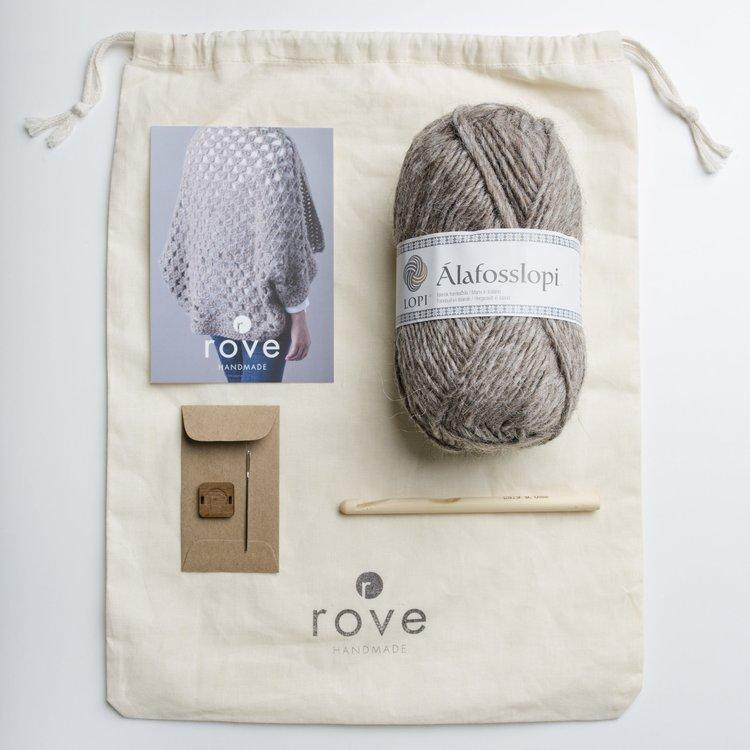 Rove Handmade Deluxe Crochet Kit