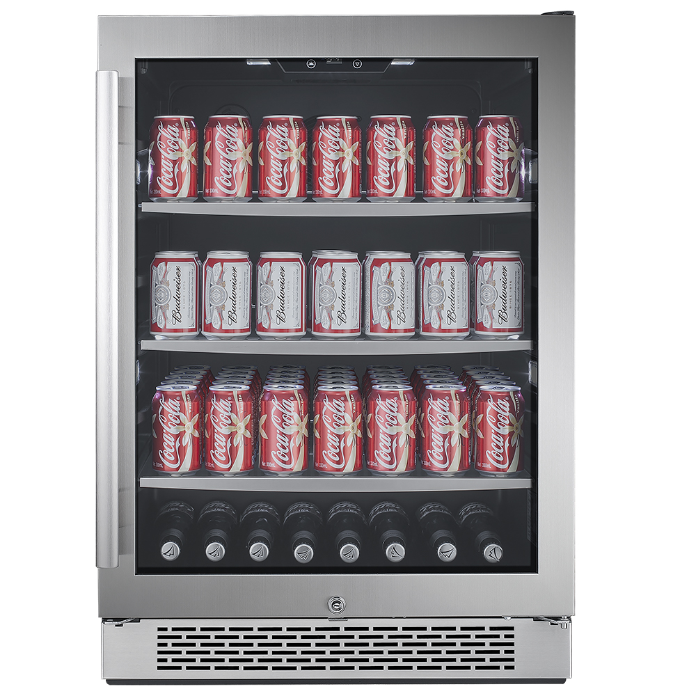 ABR241SG Avallon 152 Can Built-In Beverage Cooler