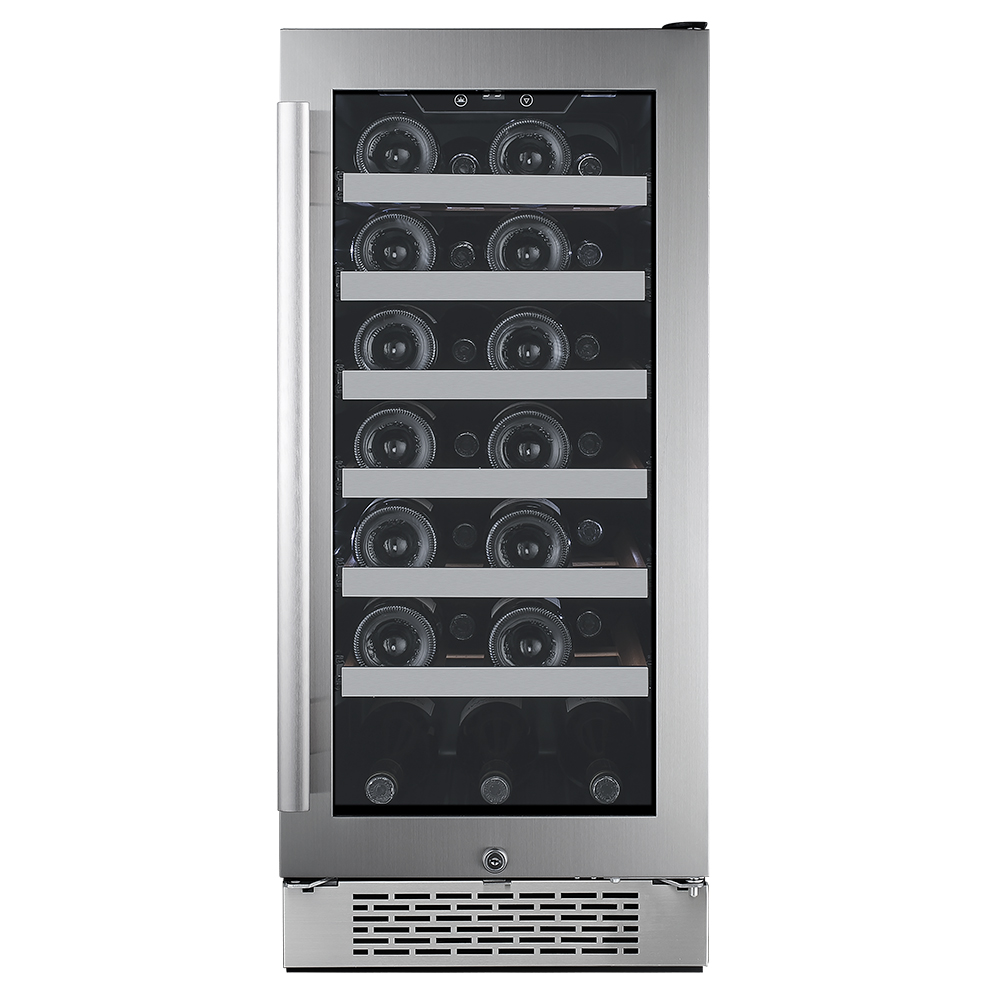 AWC151SZ Avallon 27 Bottle Built-In Single Zone Wine Cooler