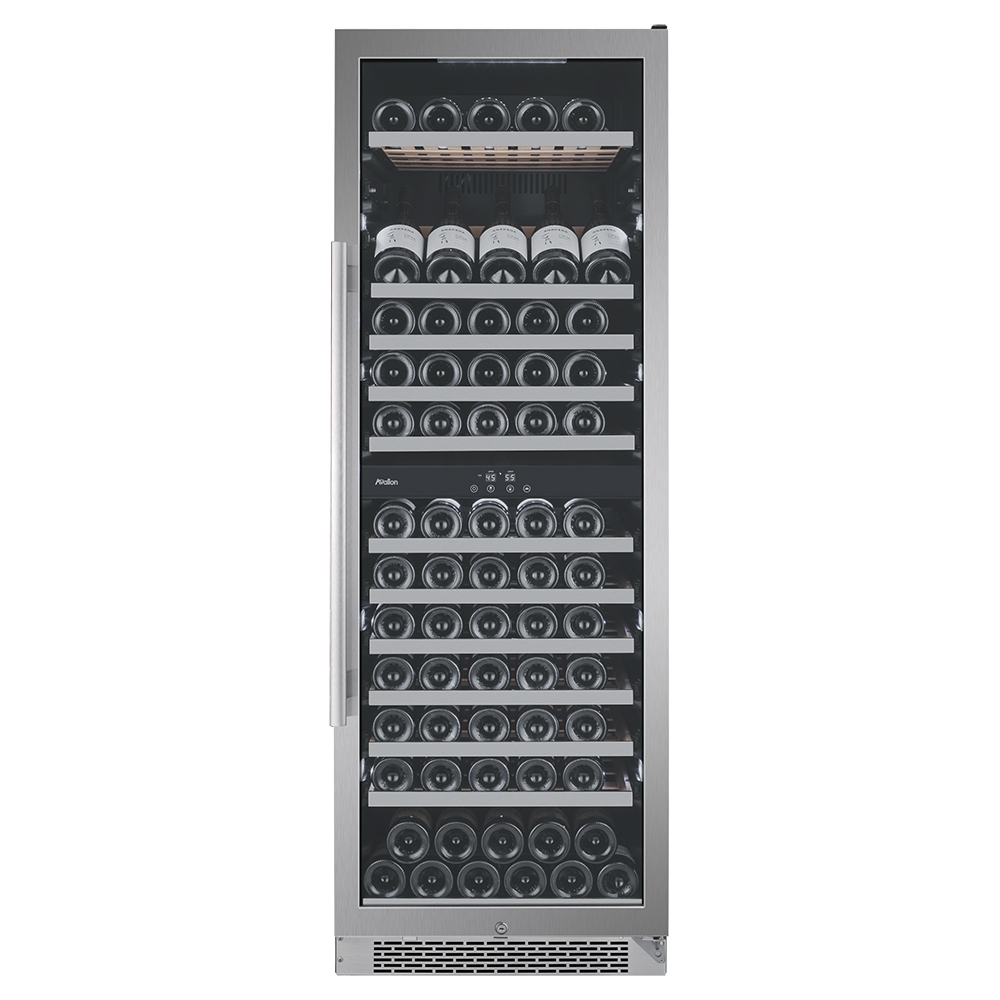 AWC241TDZ 141 Bottle Avallon Built-In Dual Zone Wine Cooler