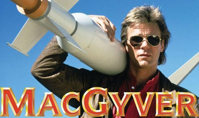 Macgyver with a missile