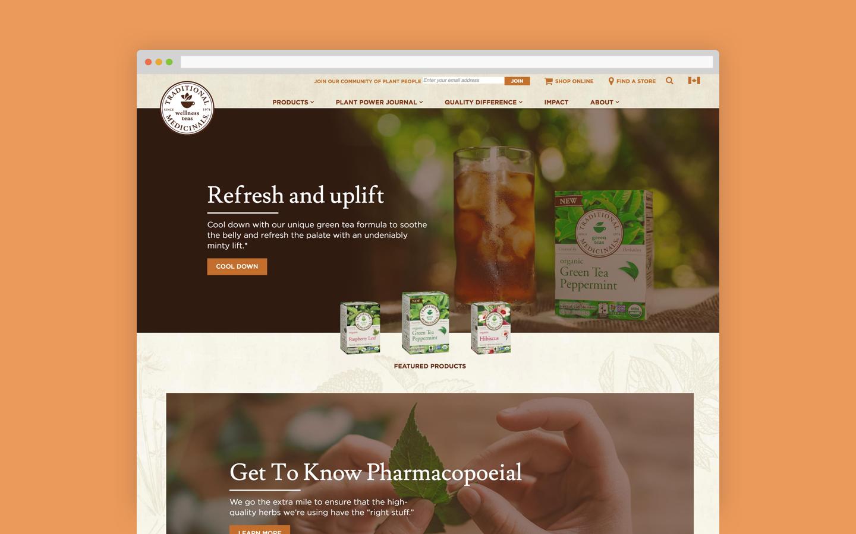 Traditional Medicinals-vid