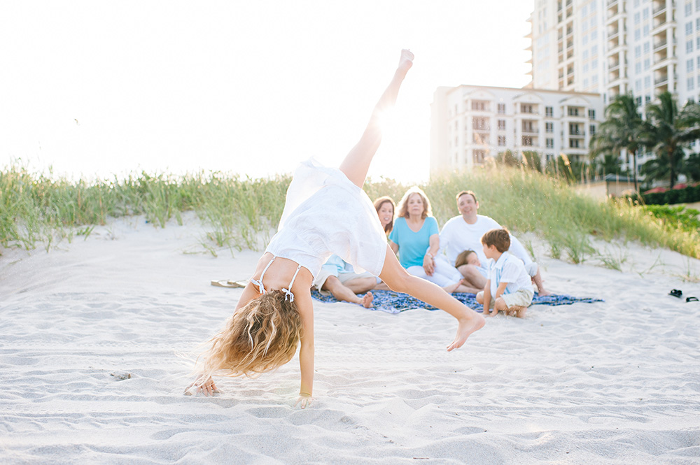 Palm beach family photographer for Warmest florida beaches in december
