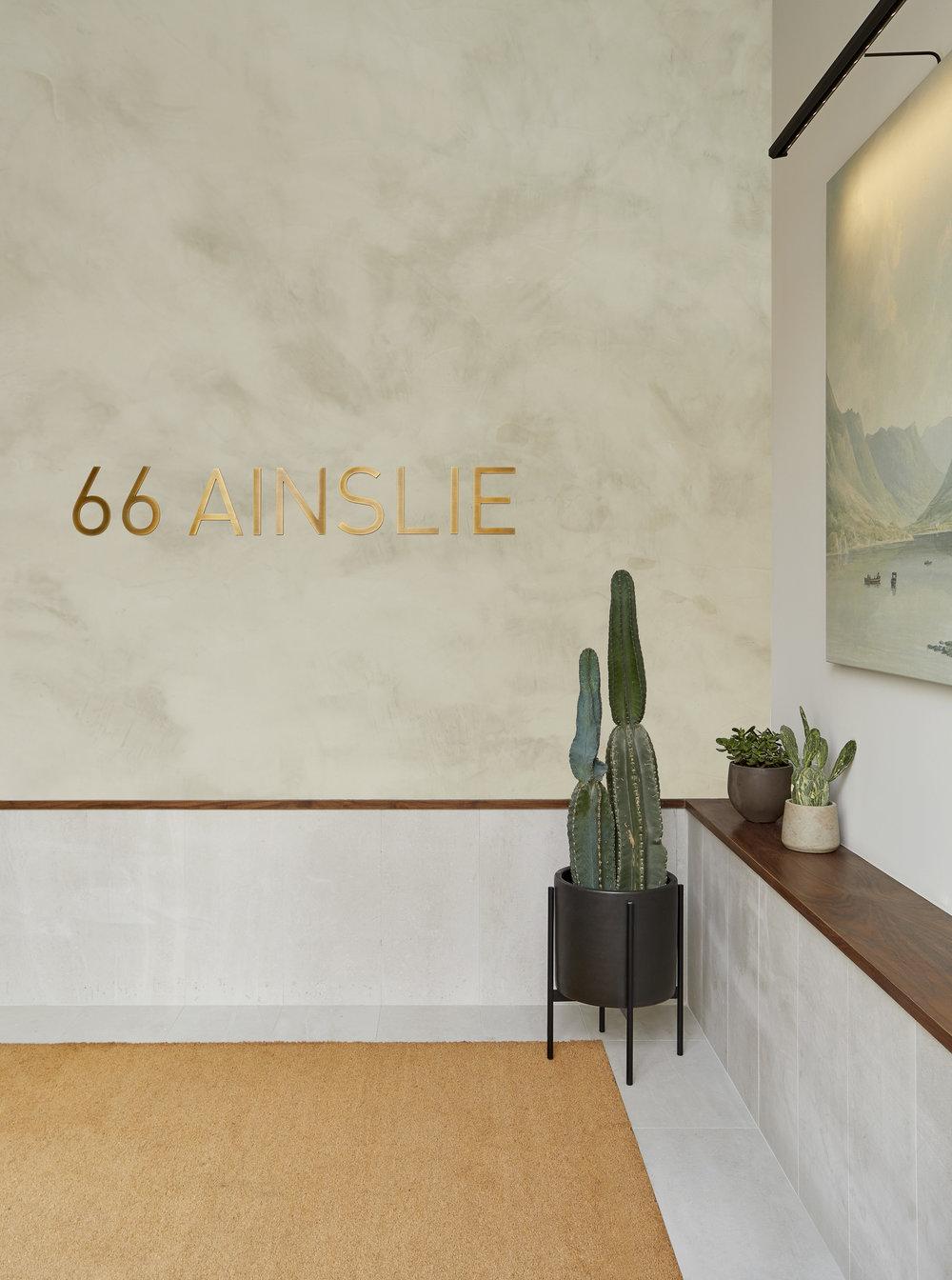 66 AINSLIE