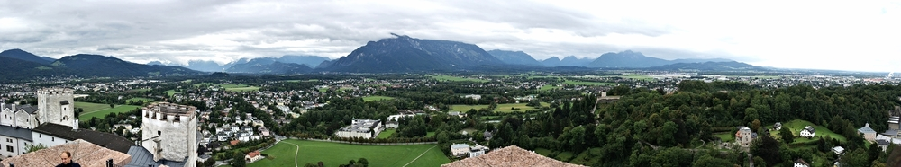 Salzburgpanorama