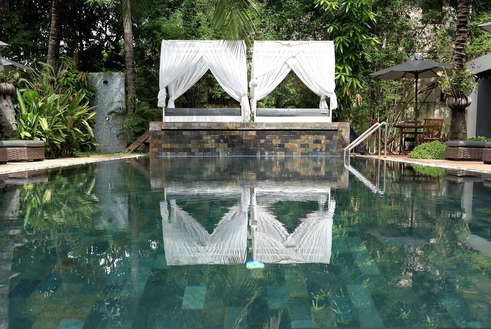 siem reap hotel pool