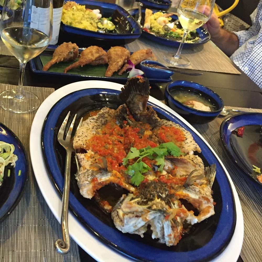 sawadee fish