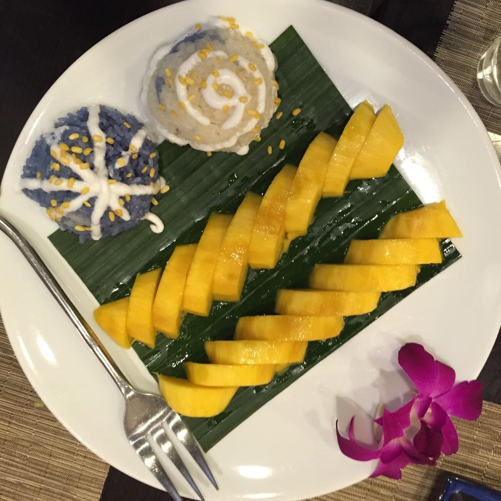 sawadee mango rice
